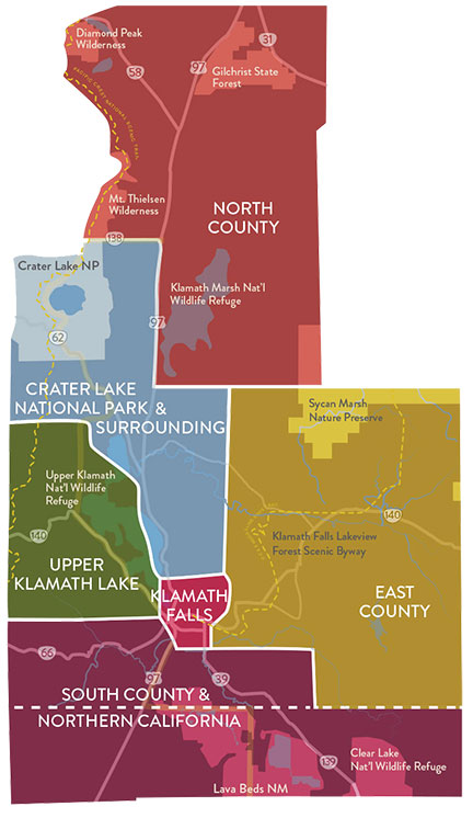 Communities of the Klamath Basin