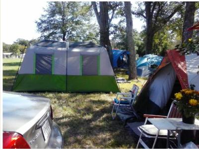 Sukkot-Camp Meeting