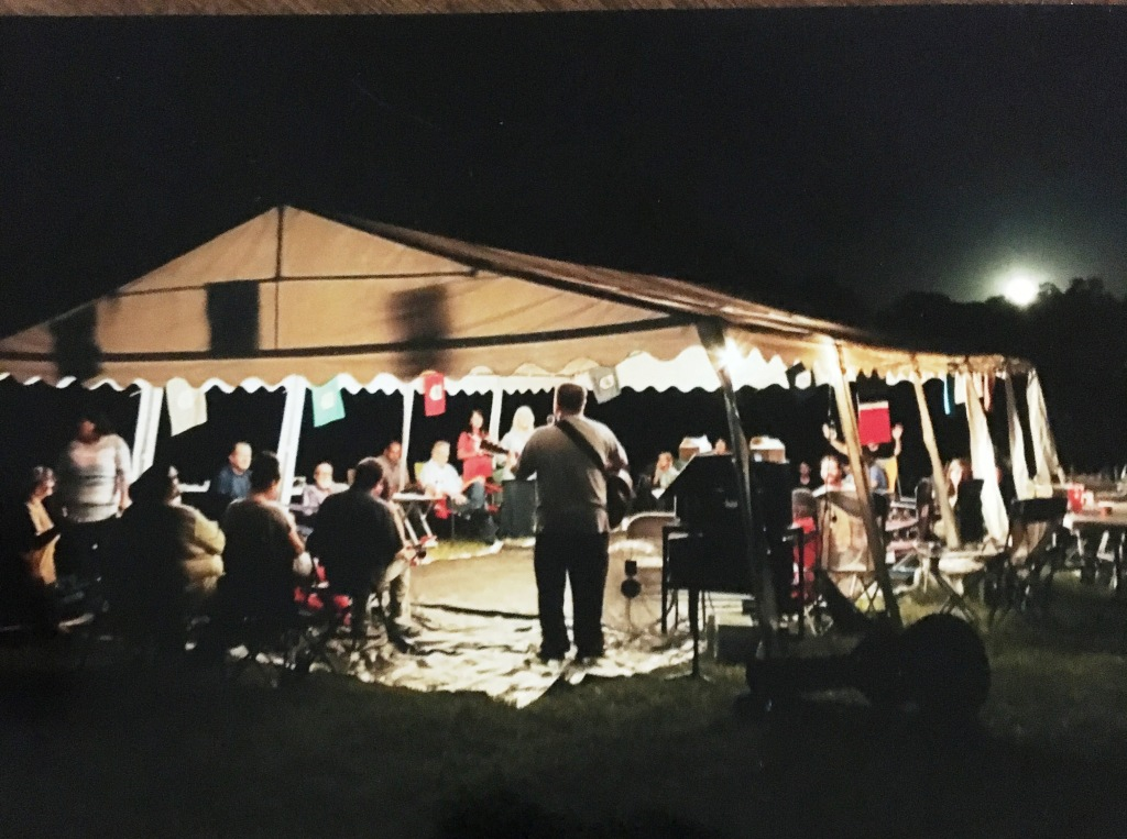Sukkot-Camp Meeting
