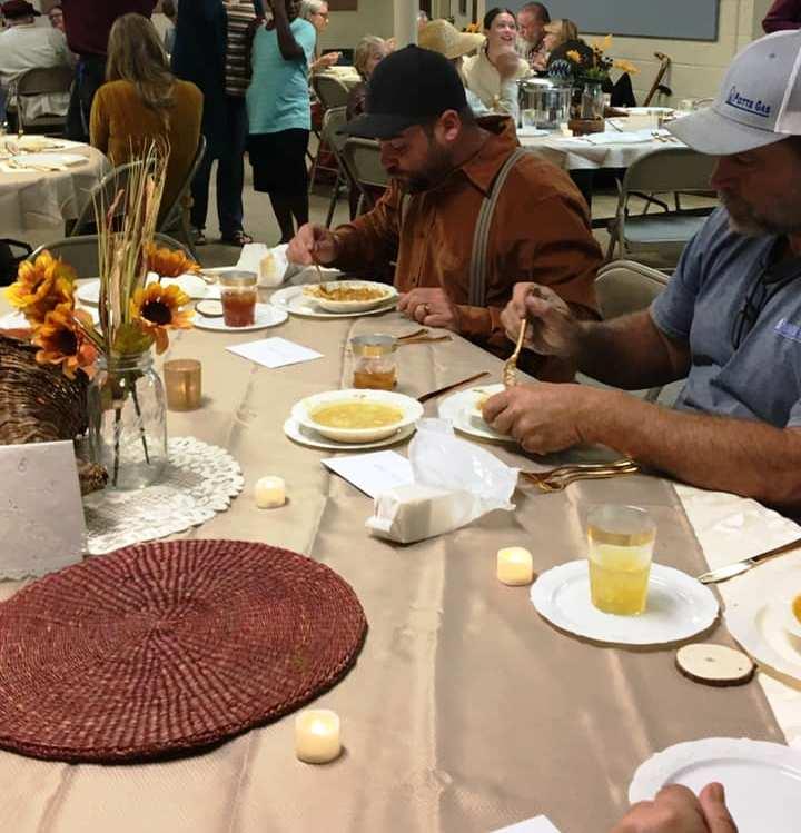 Pioneer Supper