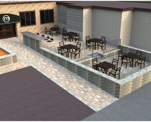 mattysbar custom patio design