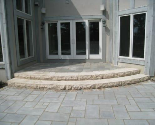 Custom Paver Patio Design