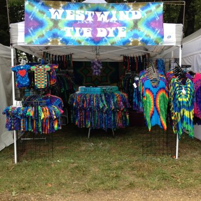 Hand Made Tie Dye Clothing and Accessories