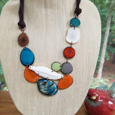 Handcrafted,  unique and whimsical bohemian chic jewelry