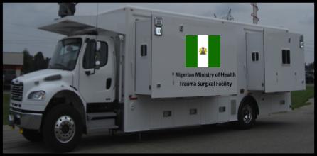 Mobile Trauma Surgical Facility