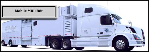 Mobile MRI Unit