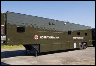 Mobile X-Ray Facility