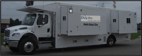 Mobile Dialysis Clinic