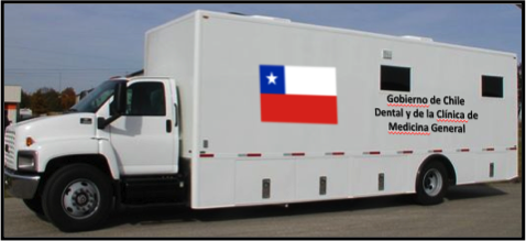 Mobile General Medicine and Dental Facility