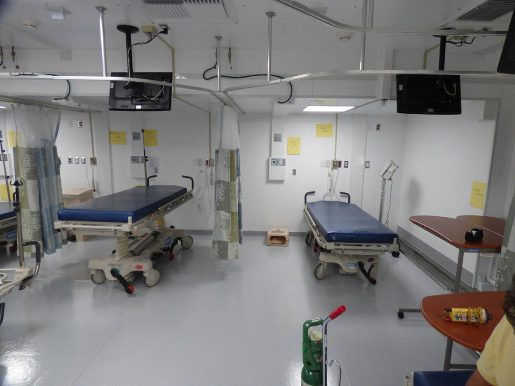 After Mobile ICU Install