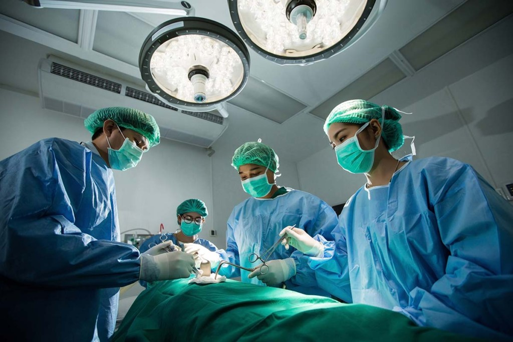 Mobile Surgery In Or