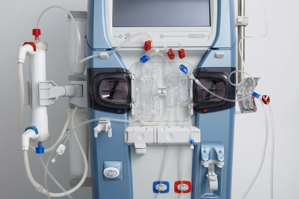 Hemodialysis Machine Mobile Dialysis Unit
