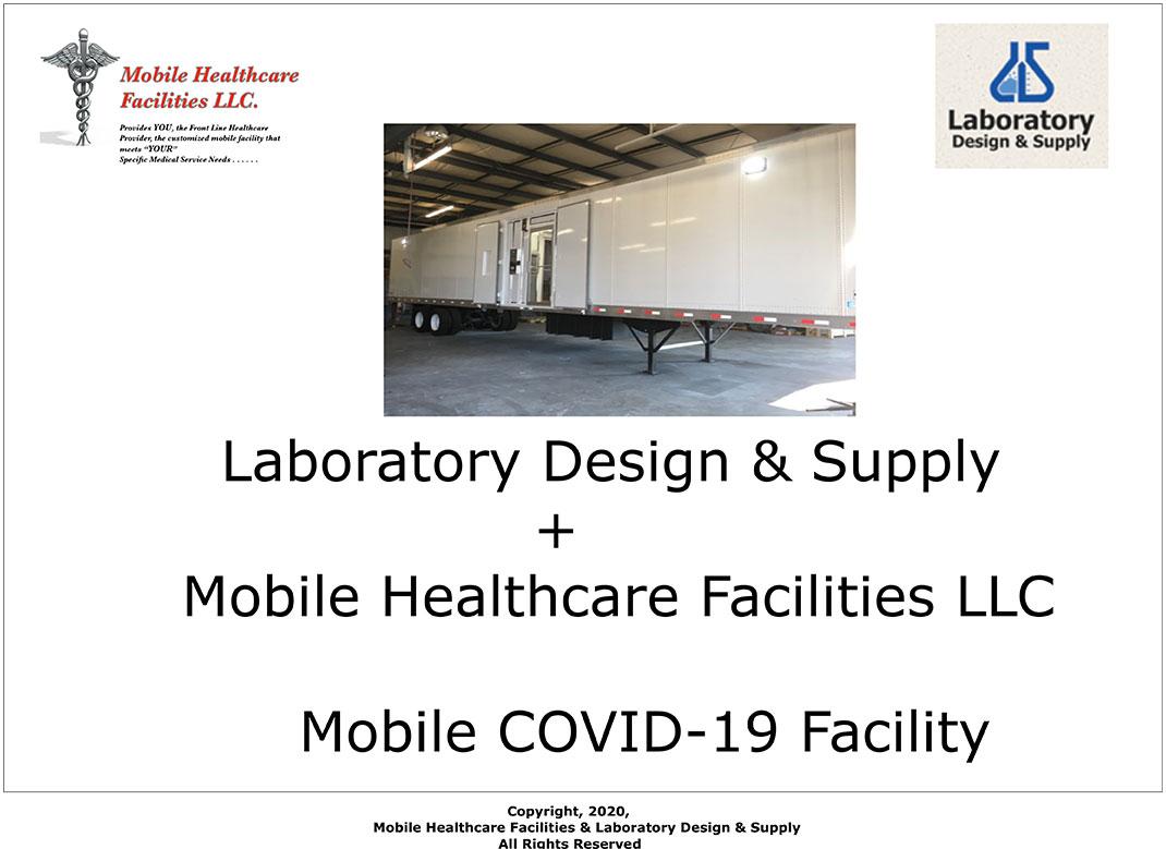 Covid  Mobile Testing Facility