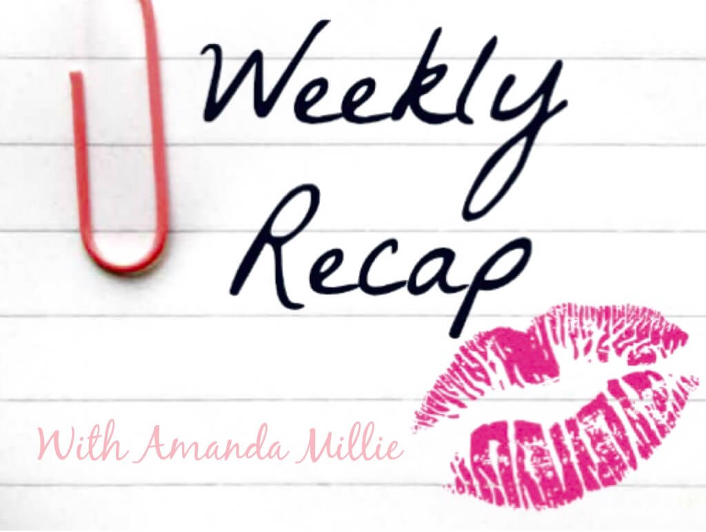The best of Amanda Millie week 4 and 5!