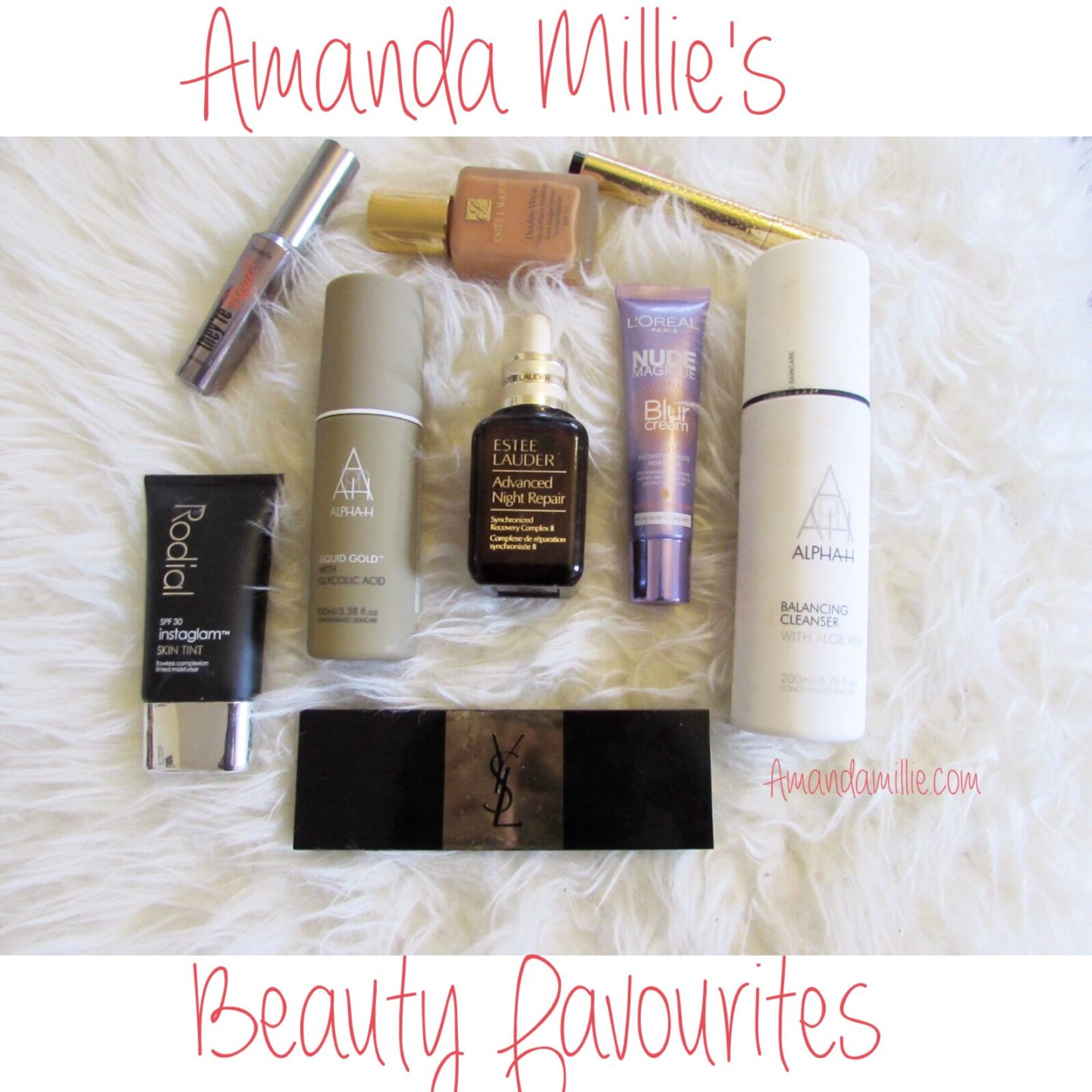 Current Beauty Favourites!