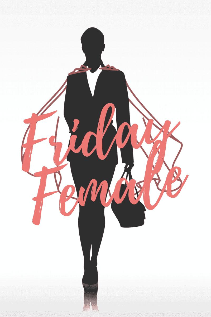 Friday Female: Spotlight on Amelia Fergusson