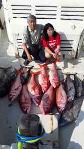 Hasil strike mancing di Alor I Fishing-mancing.com