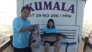Ikan Tuna dari hotspot mancing Alor I Fishing-mancing.com