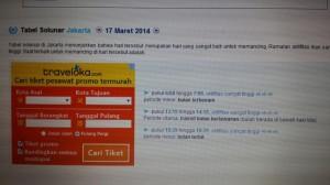 Tabel solunar 17 Maret 2014