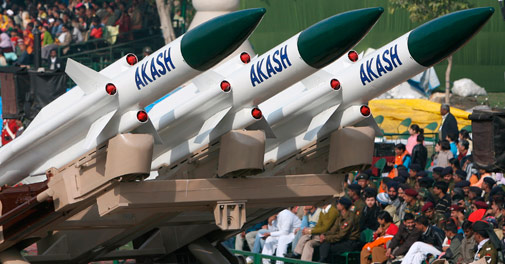 Missile Akash