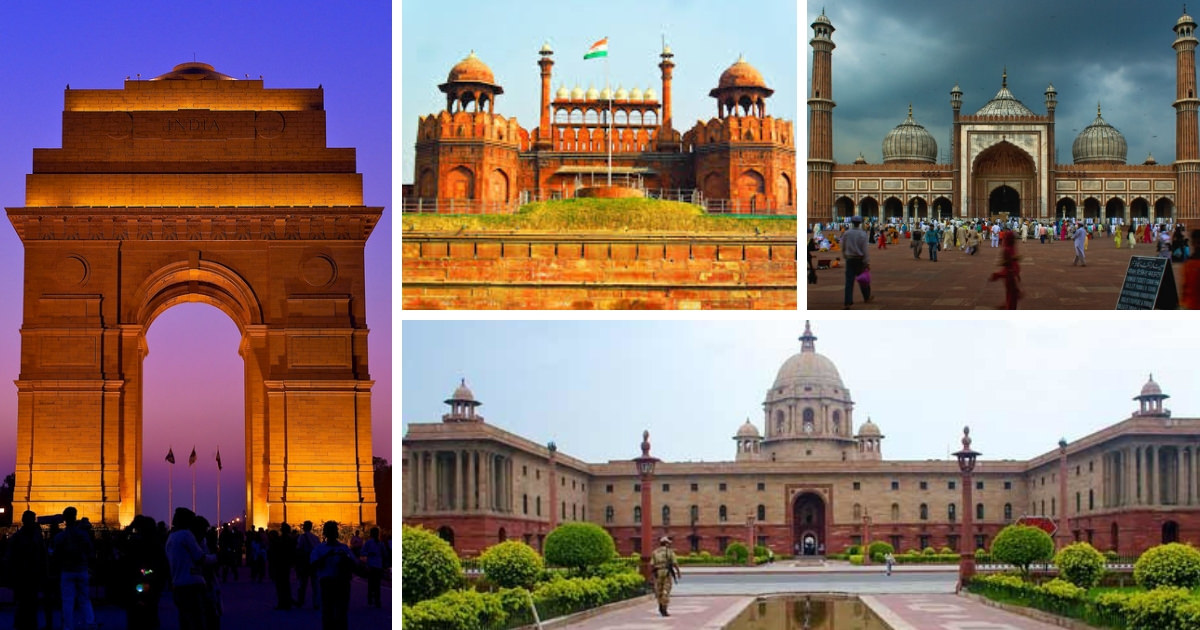 Facts about Delhi