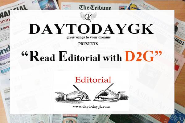 Read Editorial