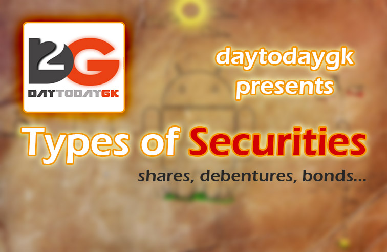 Type of Securities Decoded