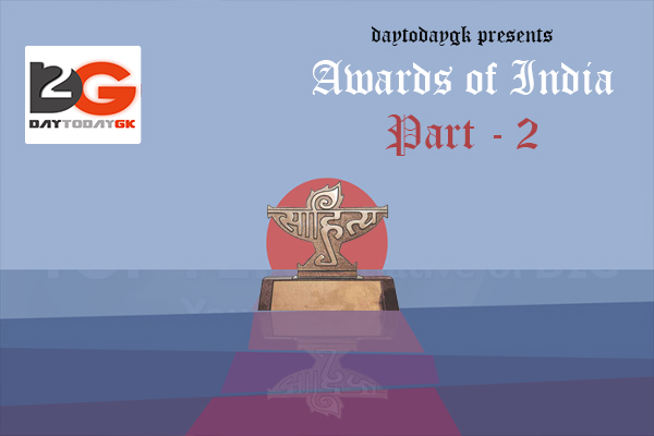 awards of india