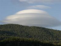 Lenticular Clouds UFO2b