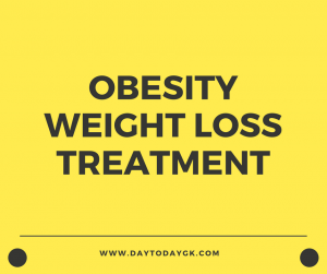 obesity and weight loss treatment