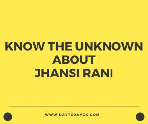 Jhansi Rani