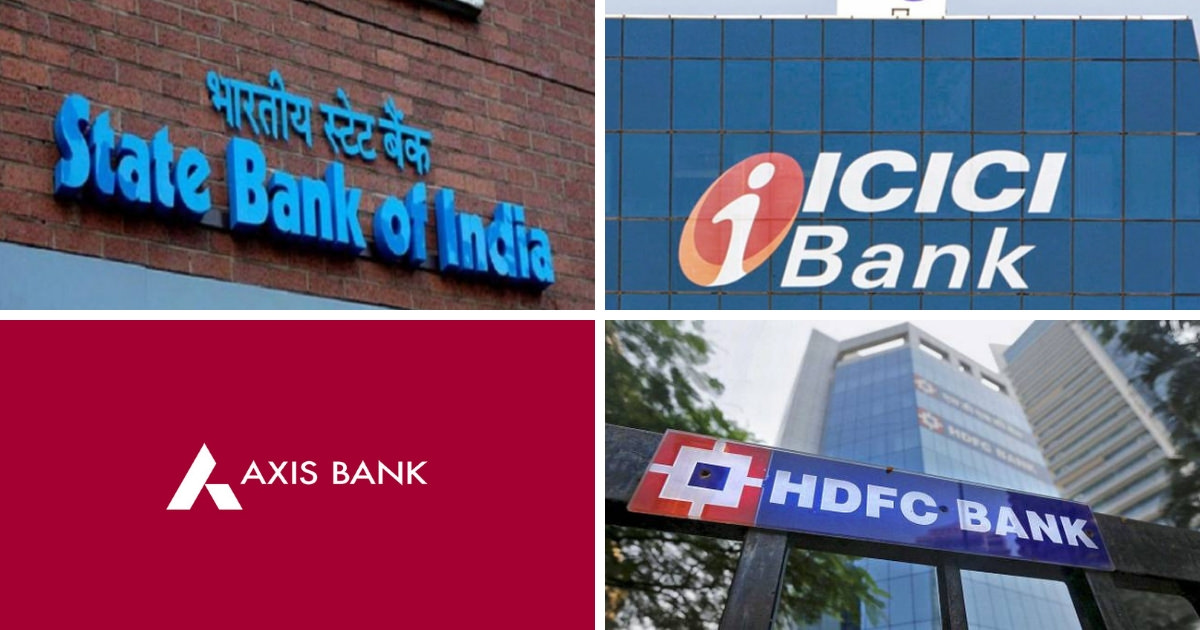 Headquarters of Public and Private Banks in India