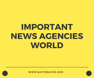 News Agencies