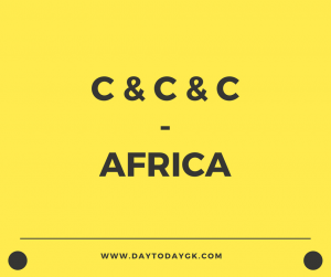 African Countries Capitals Currencies