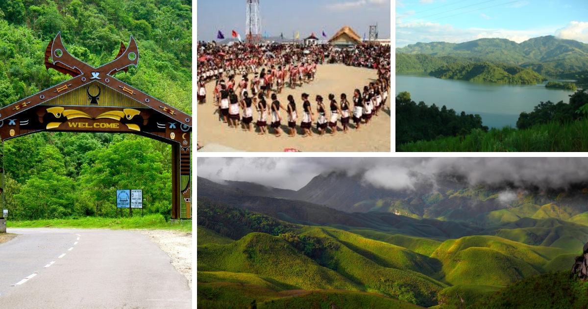 Nagaland Facts