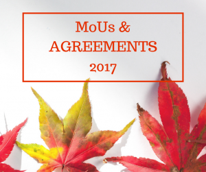 MoUs and Agreements
