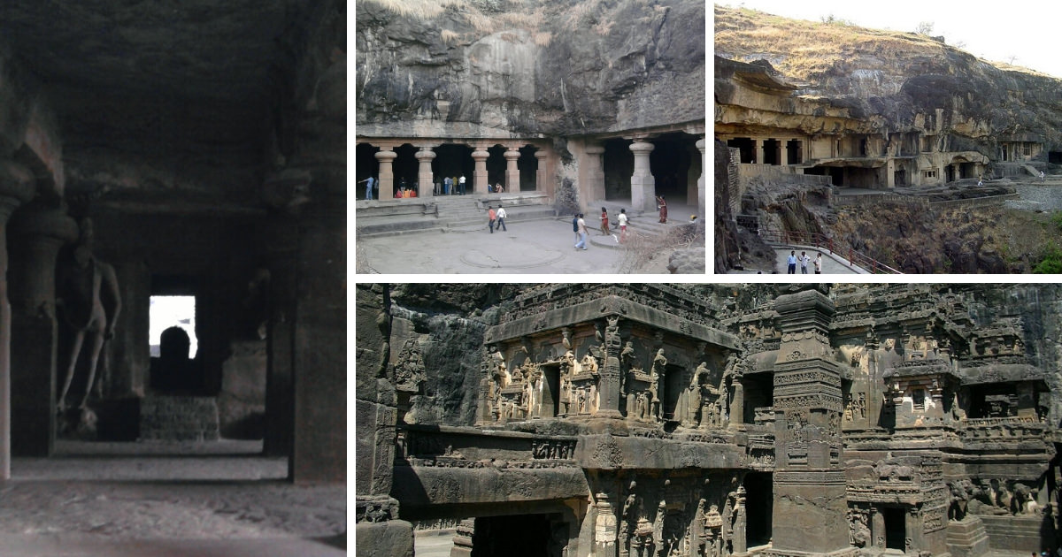 List of Ancient caves in India