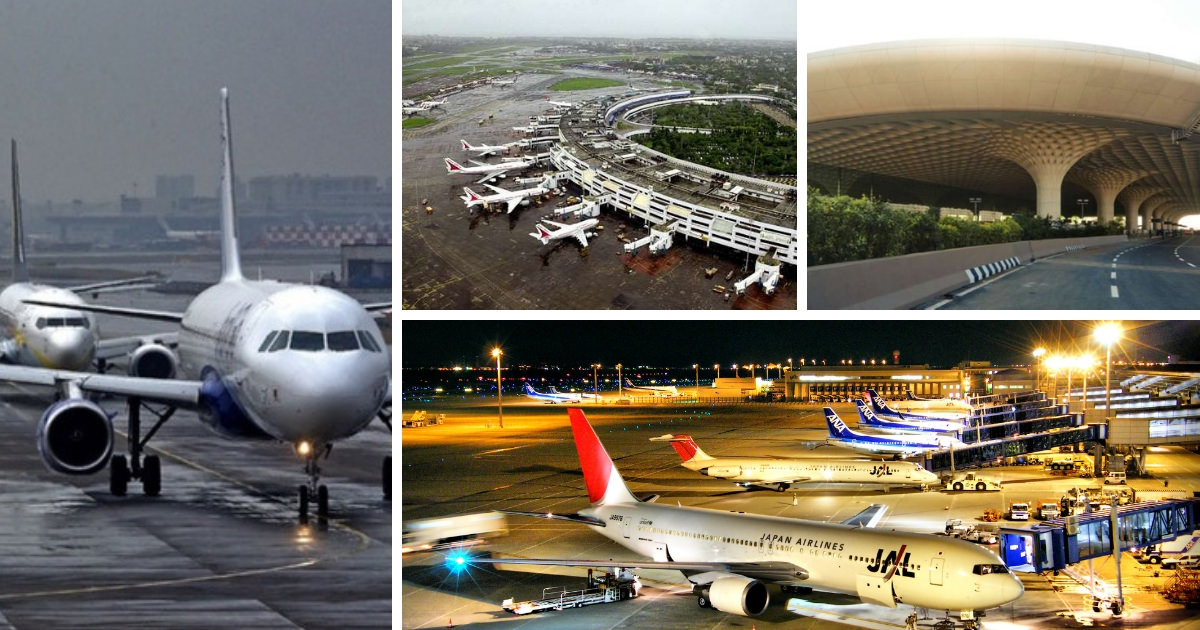 International airports in India