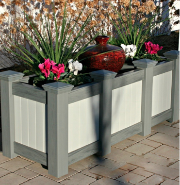 FocalZona_Triple_Bay_PVC_Gray