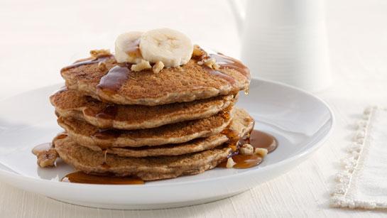 Vegan Gluten Free Buckwheat Pancakes