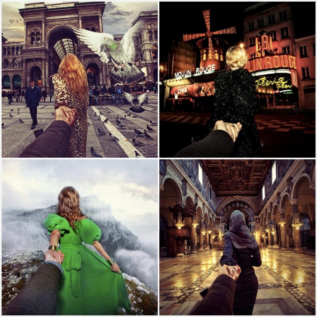 all photos by/owned by Murad Osmann