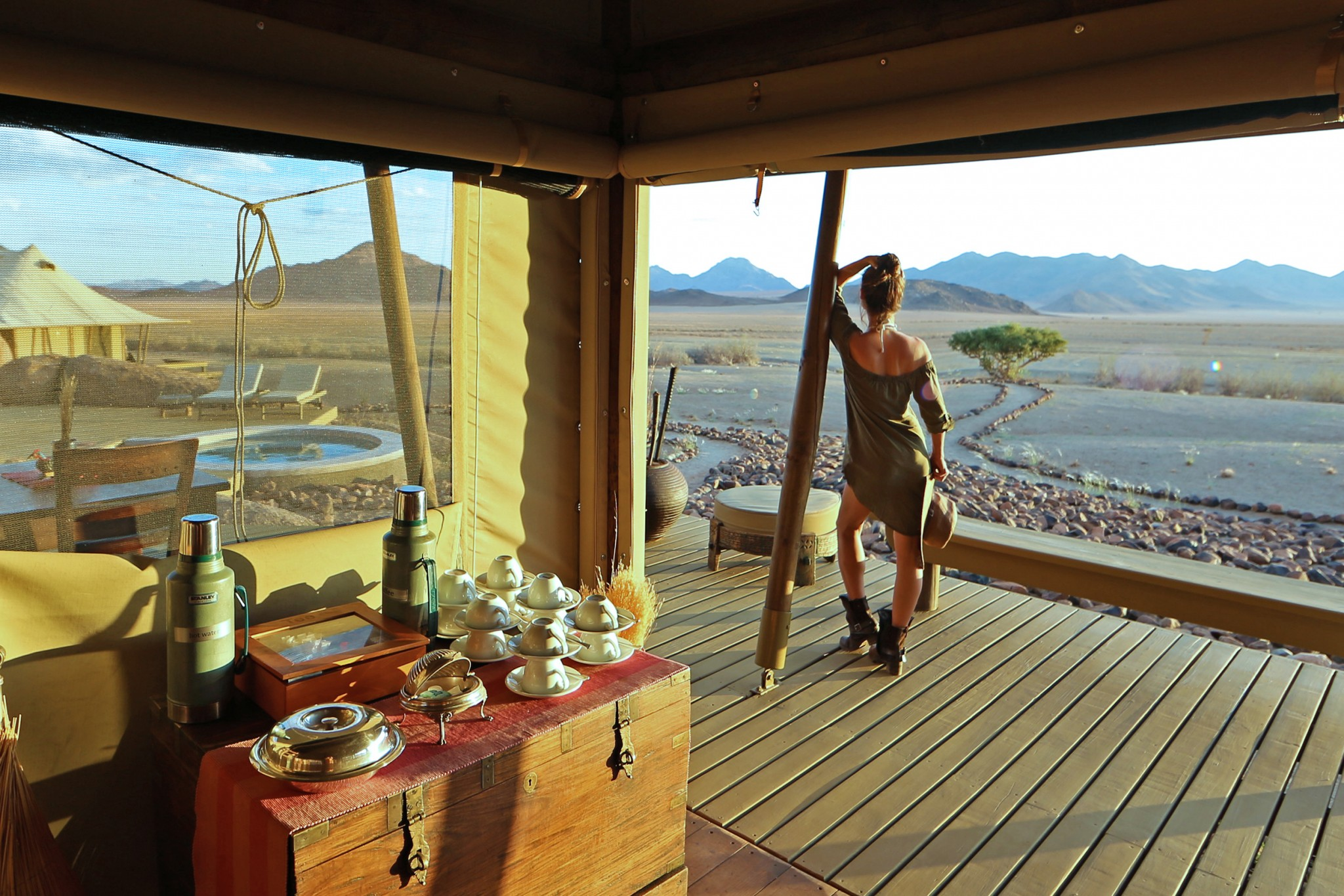 Boulders Safari Camp Namibia