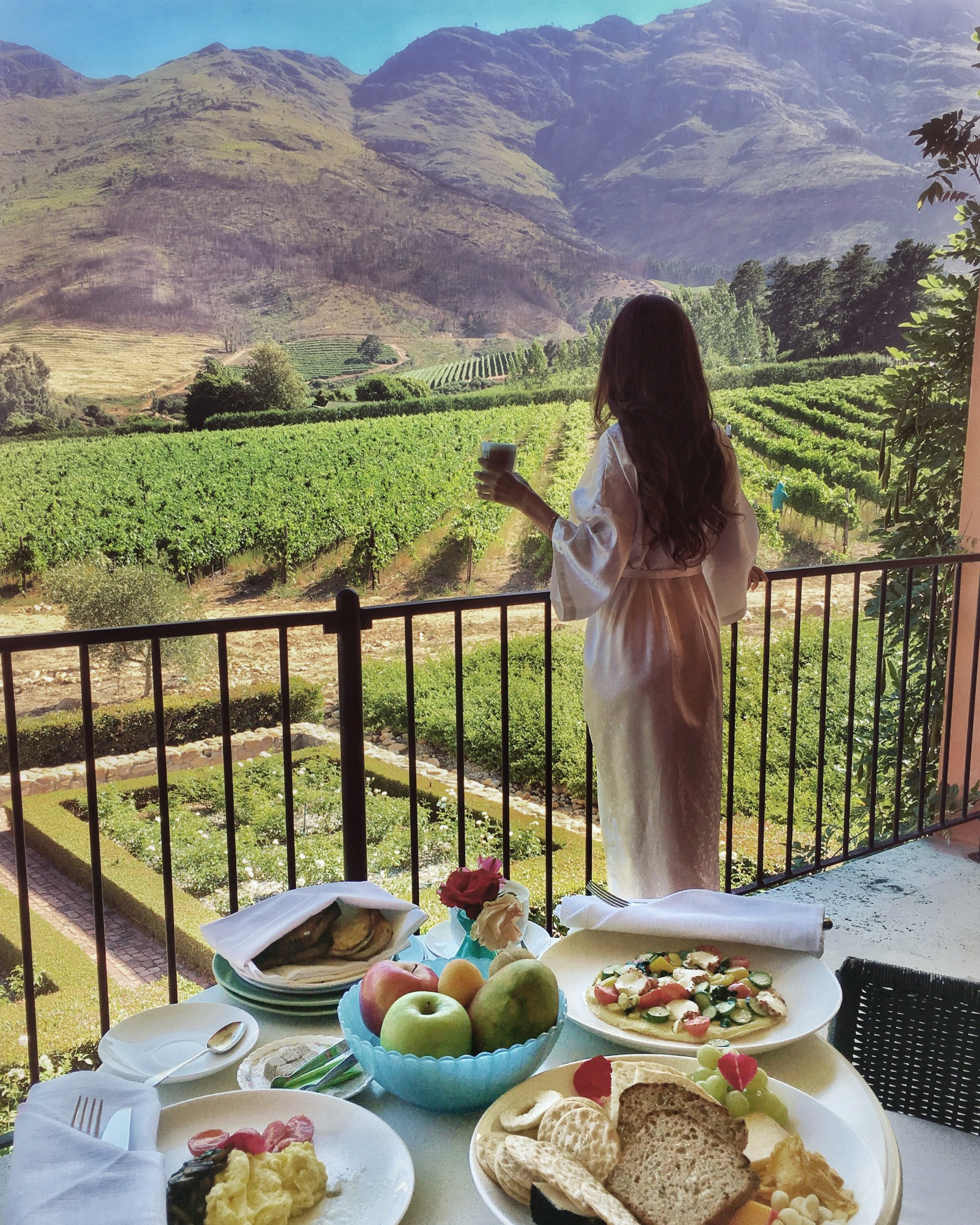 South African Wine Country