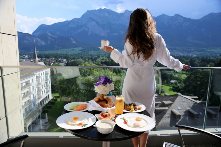 luxury suites in Switzerland