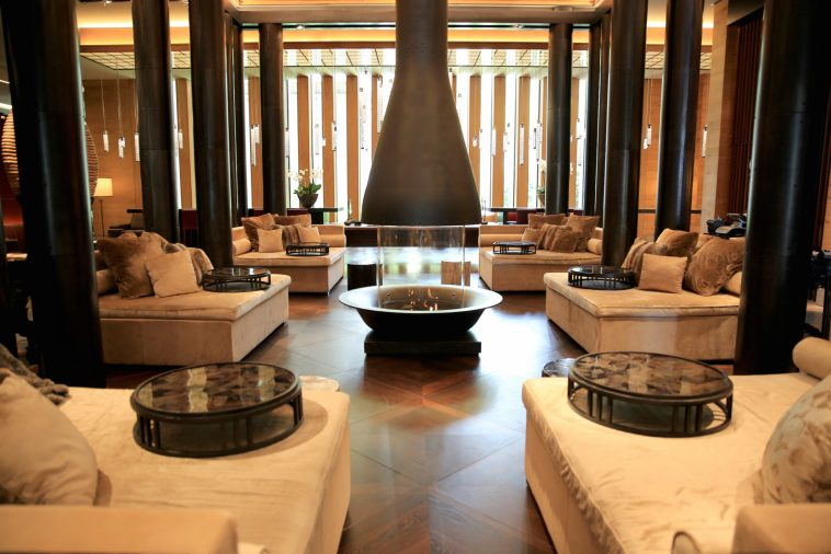luxury suites in Switzerland, The Chedi Andermatt