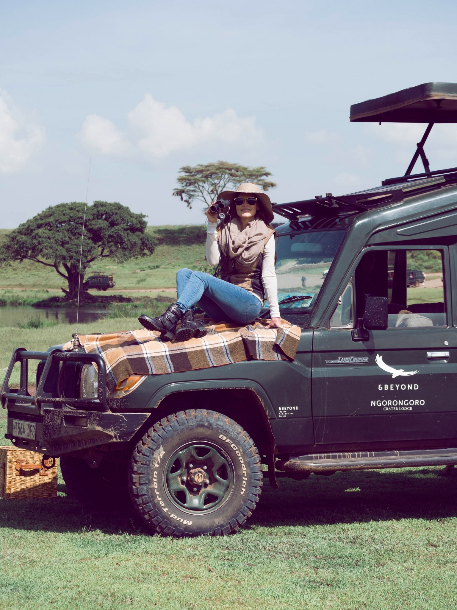 Ngorongoro Crater Lodge game drives
