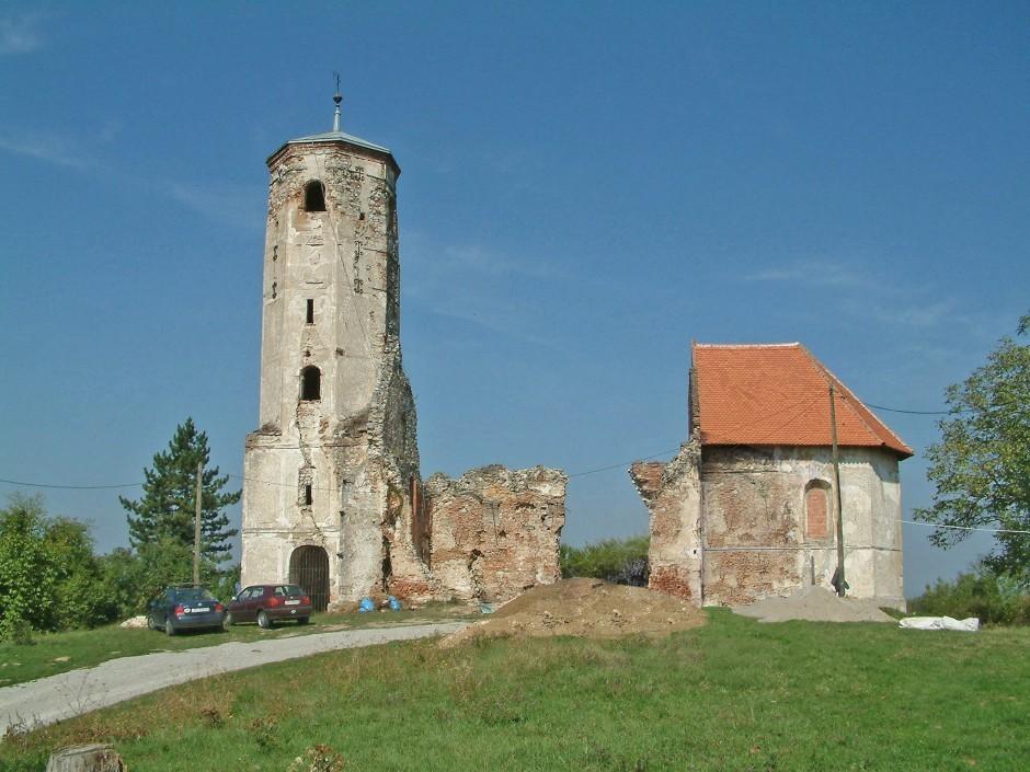Blog Restaurando la Iglesia de San Martín de Croacia con la ayuda de Archicad y BIMx