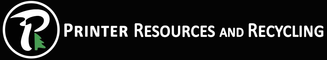 Printer Resources & Recycling