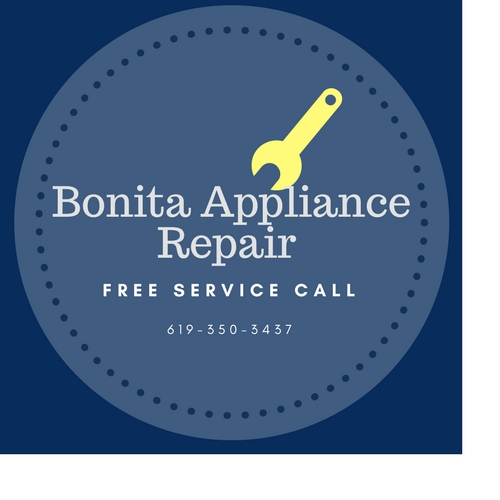 Bonita Appliance Repair 619-350-3437