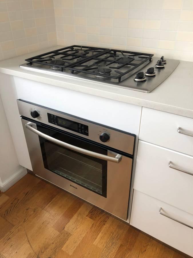 Bosch gas stove top repar san diego